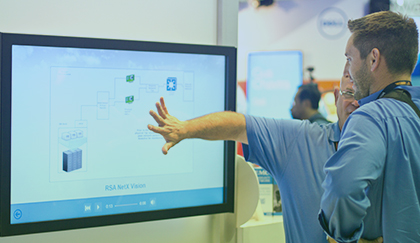 Optimize Your Tradeshow Booth with Interactive and Dynamic Capabilities