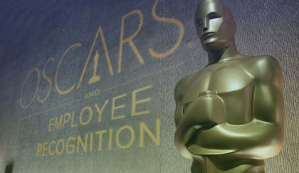 "Give Your Employee Recognition Program the ""Oscar"" Treatment"