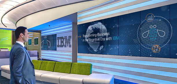 IBM global solution experience center
