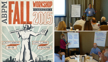 ABPM's Fall Workshop Series Touching High-Interest Topics