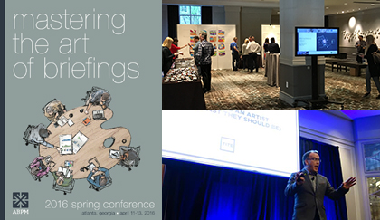 Highlights from this Years Artful ABPM Spring Conference in Atlanta, GA