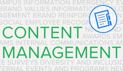 Three Steps For Successful Content Management
