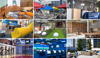 The Consensus: America's 9 Coolest Workplaces
