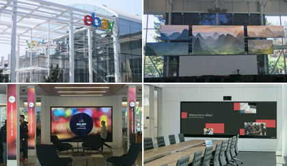 Advanced Technology Experiences in New Corporate Center