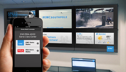 EBC Demo Room Pushes The Limits Of Integrated Video Wall Capabilities