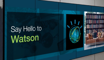 Creating New IBM Watson Videowall Content