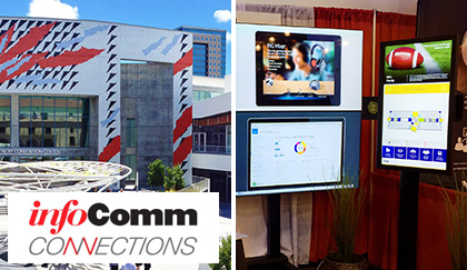 InfoComm Connections Event Featured Great Thought Leadership and Resources