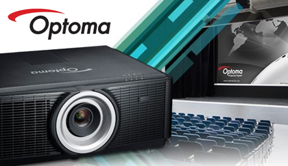 New Partnership With Optoma Creates Limitless Projection Solutions