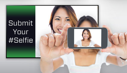 "Client Solutions Customized to Handle their ""Selfie"" Initiatives"
