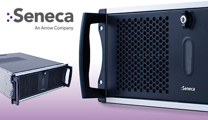 Seneca's New Video Wall Controller Wins at InfoComm