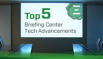 Top 5 Tech Advancements For Briefing Centers